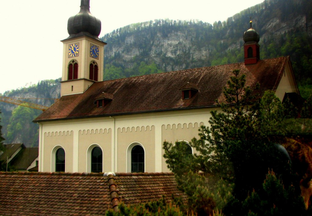 Switzerland Church