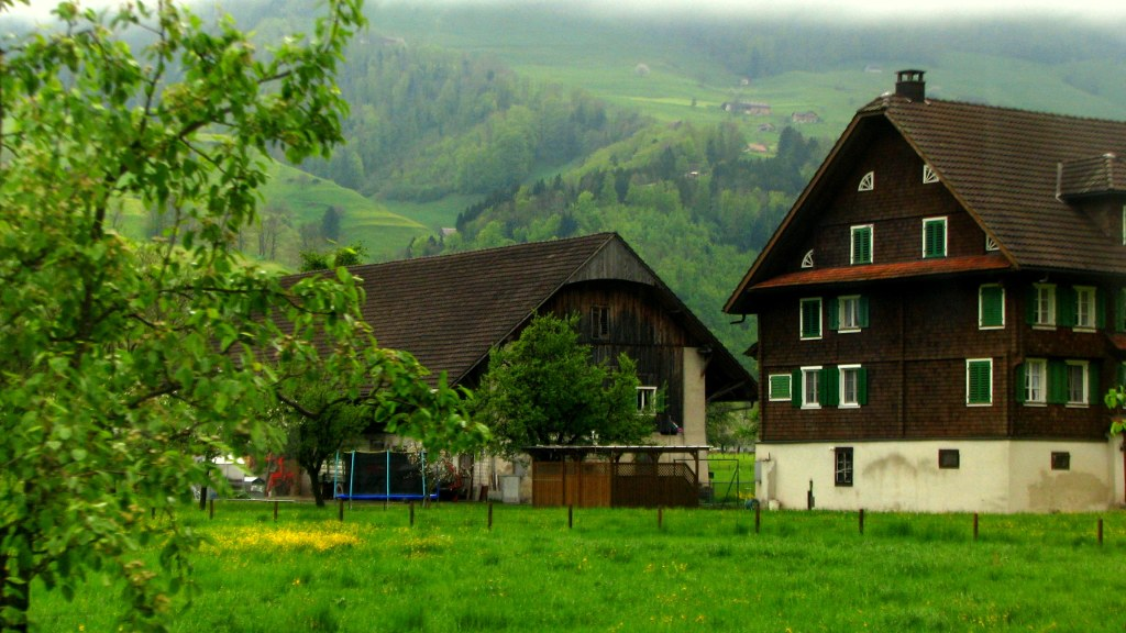 Countryhouse Switzerland